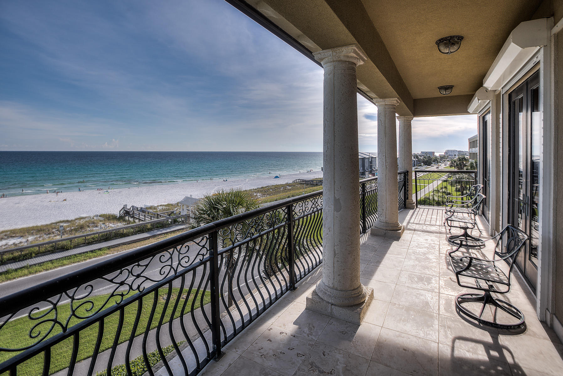Single Family Home for Sale at UNPARALLELED GULF VIEW LUXURY LIVING 17 Saint Martin Circle Miramar Beach, Florida, 32550 United States