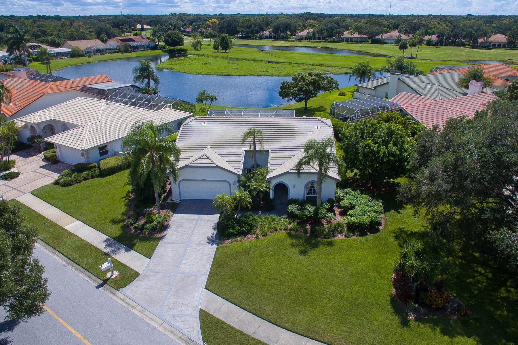Vivienda unifamiliar por un Venta en THE MEADOWS 3437 Highlands Bridge Rd Sarasota, Florida, 34235 Estados Unidos