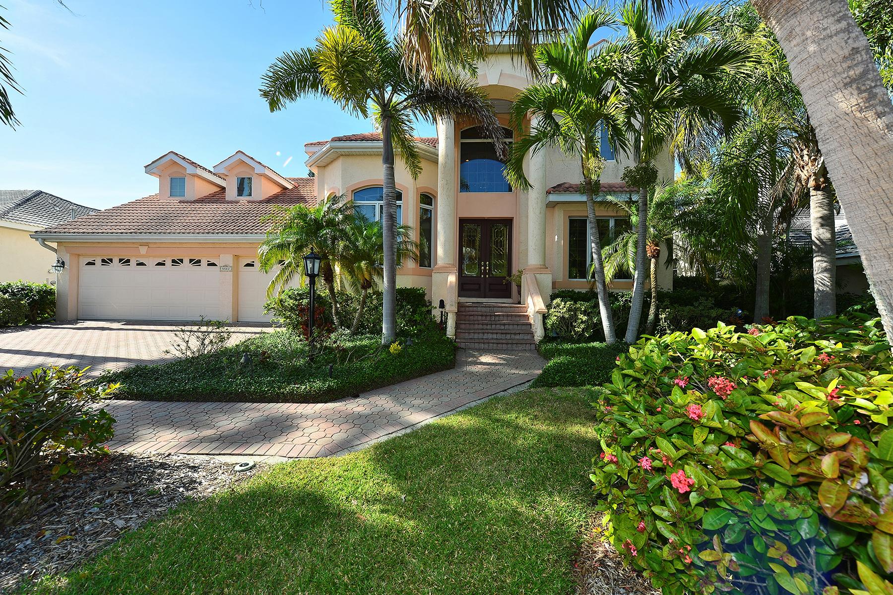 Single Family Home for Sale at SIESTA ESTATES 5582 Siesta Estates Ct, Sarasota, Florida 34242 United States