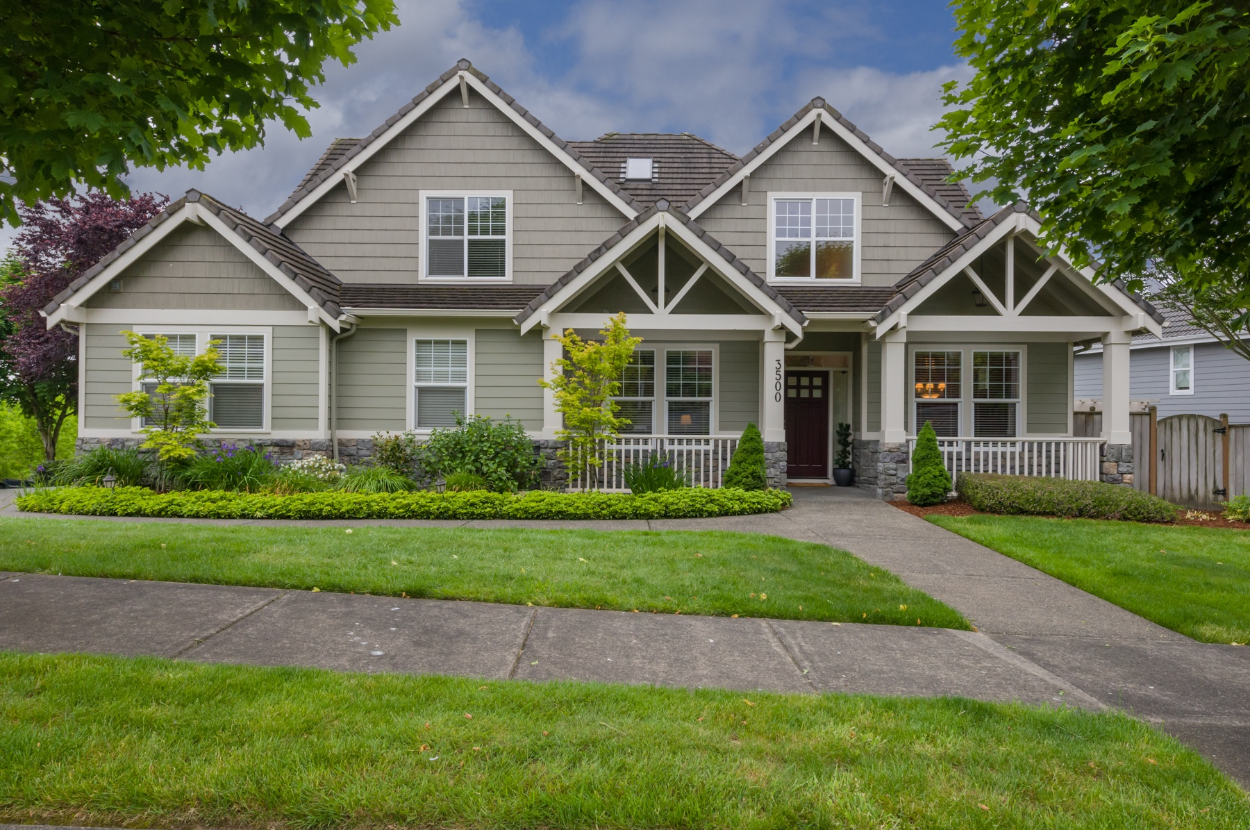 Single Family Home for Sale at 3500 NW 14th Ave Camas, Washington 98607 United States