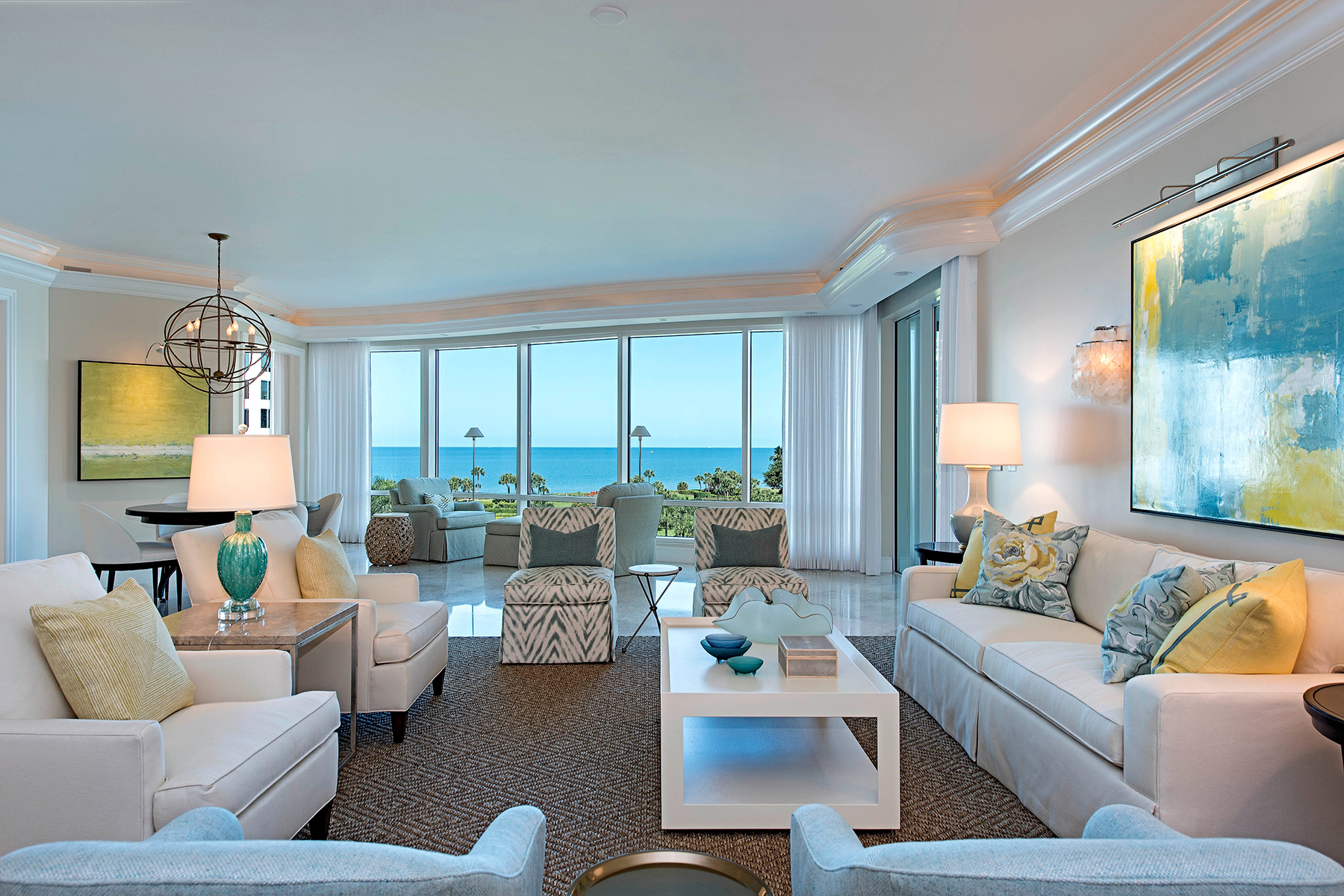 Condominium for Sale at PARK SHORE - PROVENCE 4151 Gulf Shore Blvd N 603 Naples, Florida 34103 United States