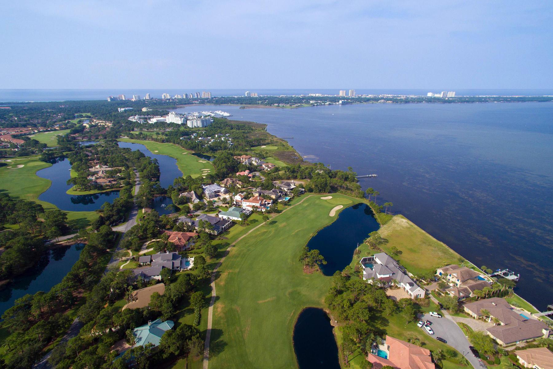 Land for Sale at BEAUTIFUL BAYFRONT LOT 3230 Bay Estates Drive Miramar Beach, Florida, 32550 United States