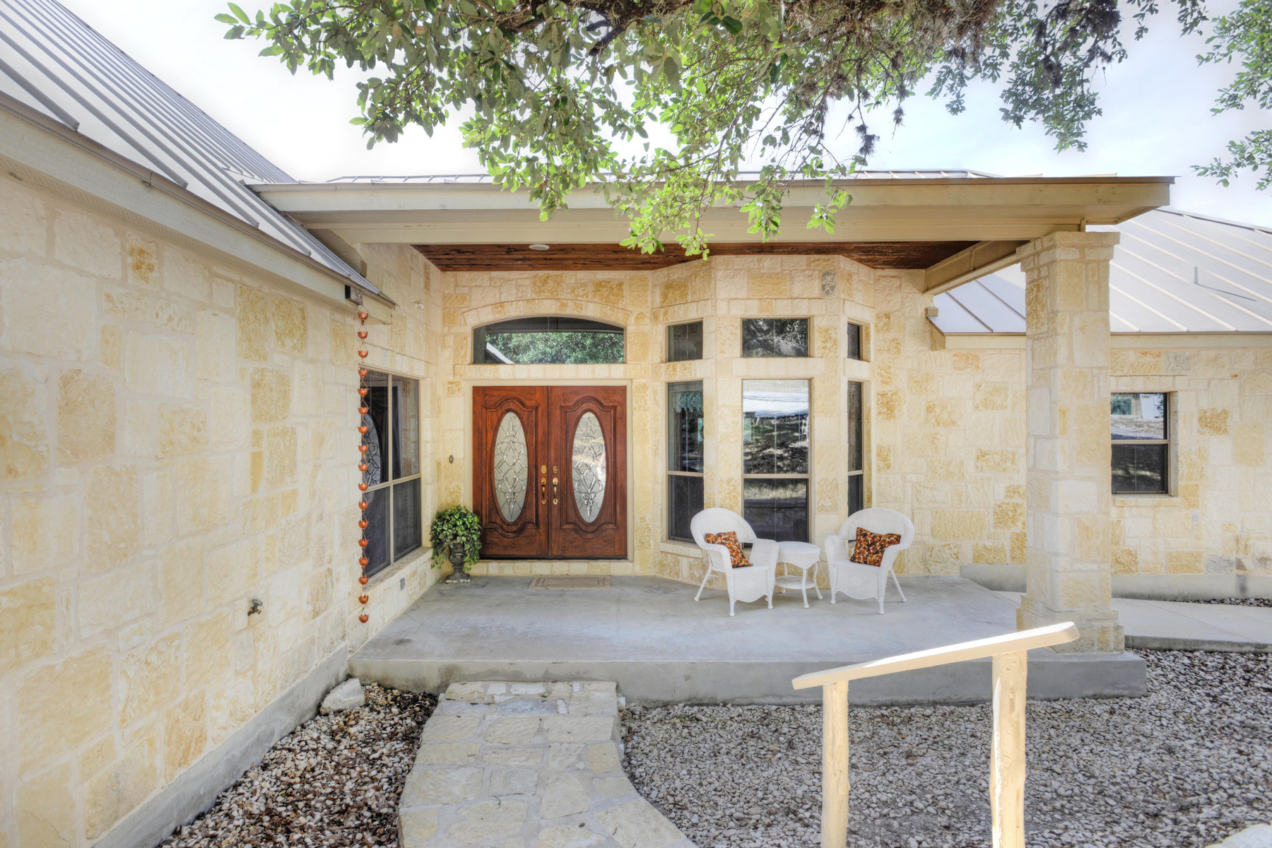 Single Family Home for Sale at Amazing Home in Falling Water 143 Stieler Springs Ln Comfort, Texas 78013 United States