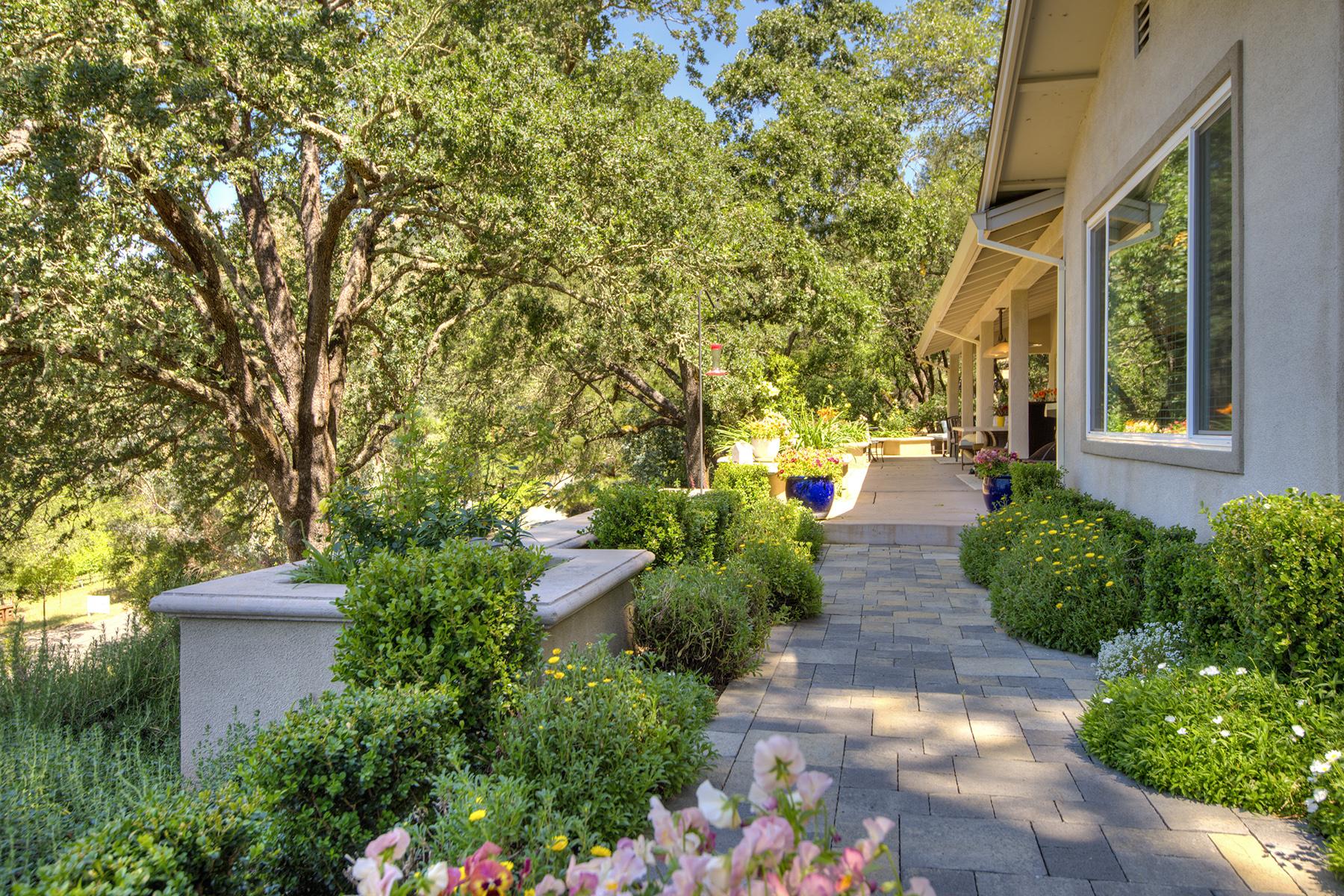 단독 가정 주택 용 매매 에 262 Fawn Park Rd, St. Helena, CA 94574 262 Fawn Park Rd St. Helena, 캘리포니아, 94574 미국