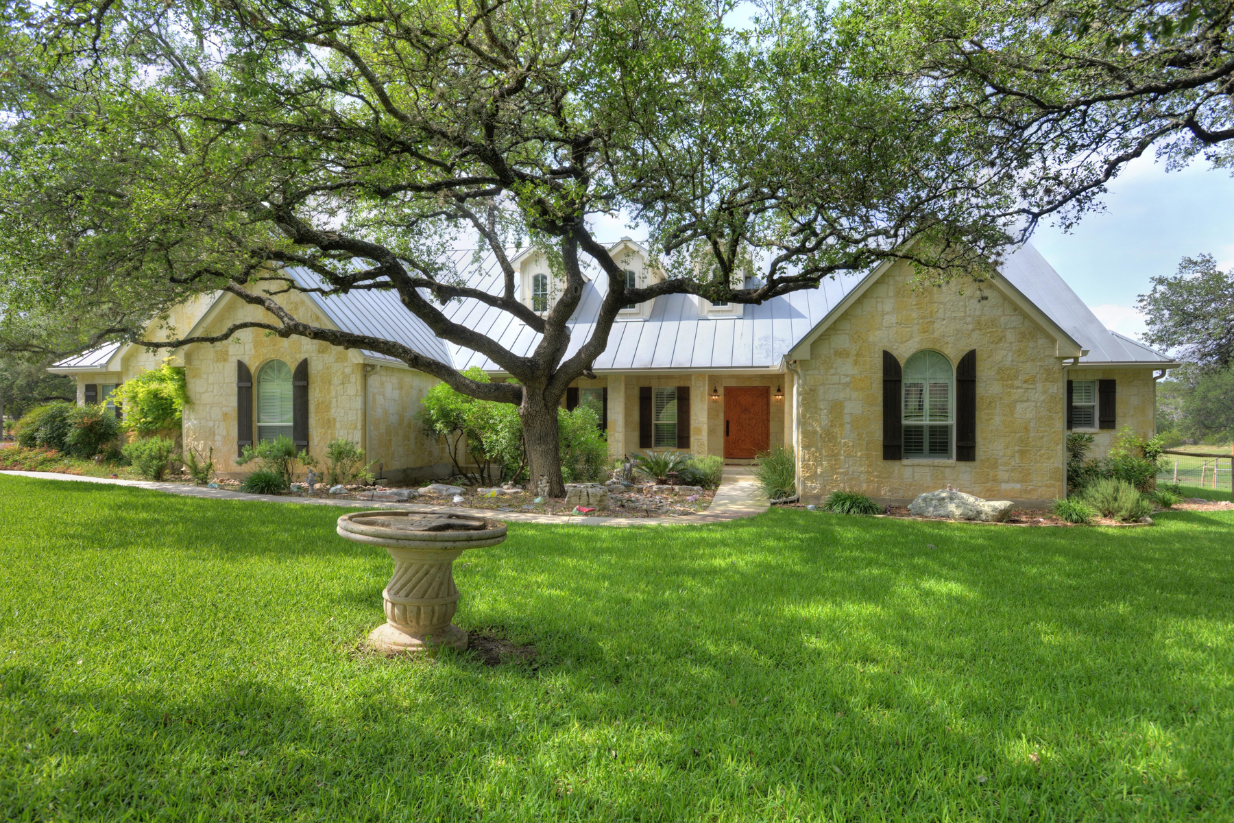Property For Sale at Stunning Hill Country Living in Southern Oaks
