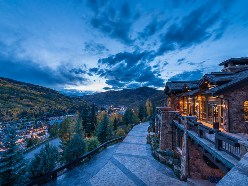 Additional photo for property listing at Direct Views of Vail Mountain 971 Spraddle Creek Rd Vail, Colorado 81657 United States