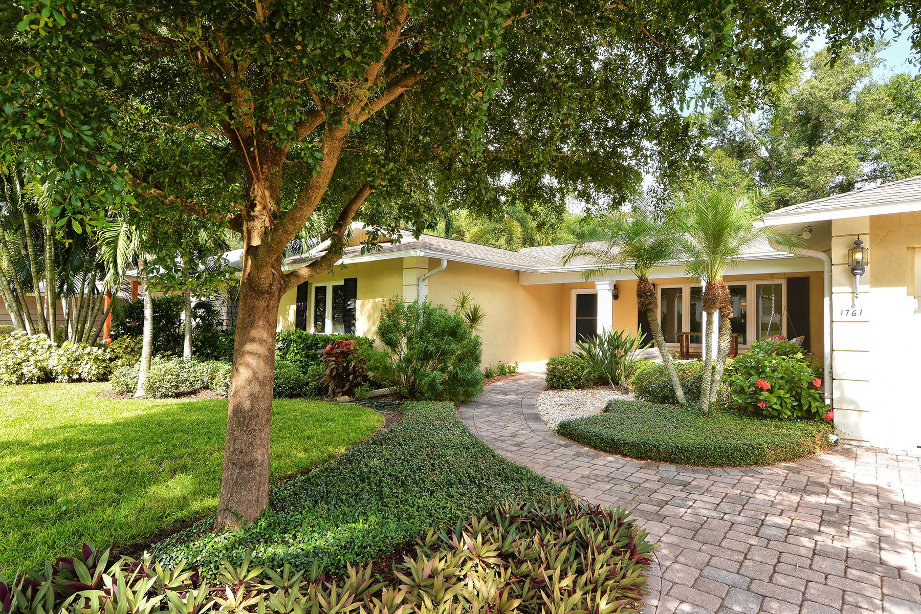 Einfamilienhaus für Verkauf beim RIGBY'S SUB 1761 Irving St Sarasota, Florida 34236 Vereinigte Staaten
