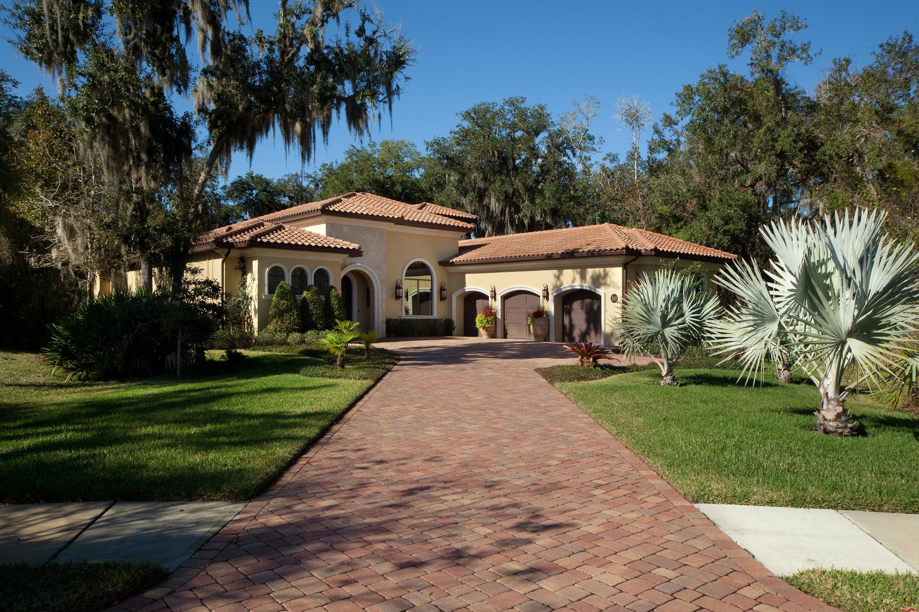 Vivienda unifamiliar por un Venta en ORLANDO - DEBARY 100 Rosa Bella Vw Debary, Florida 32713 Estados Unidos