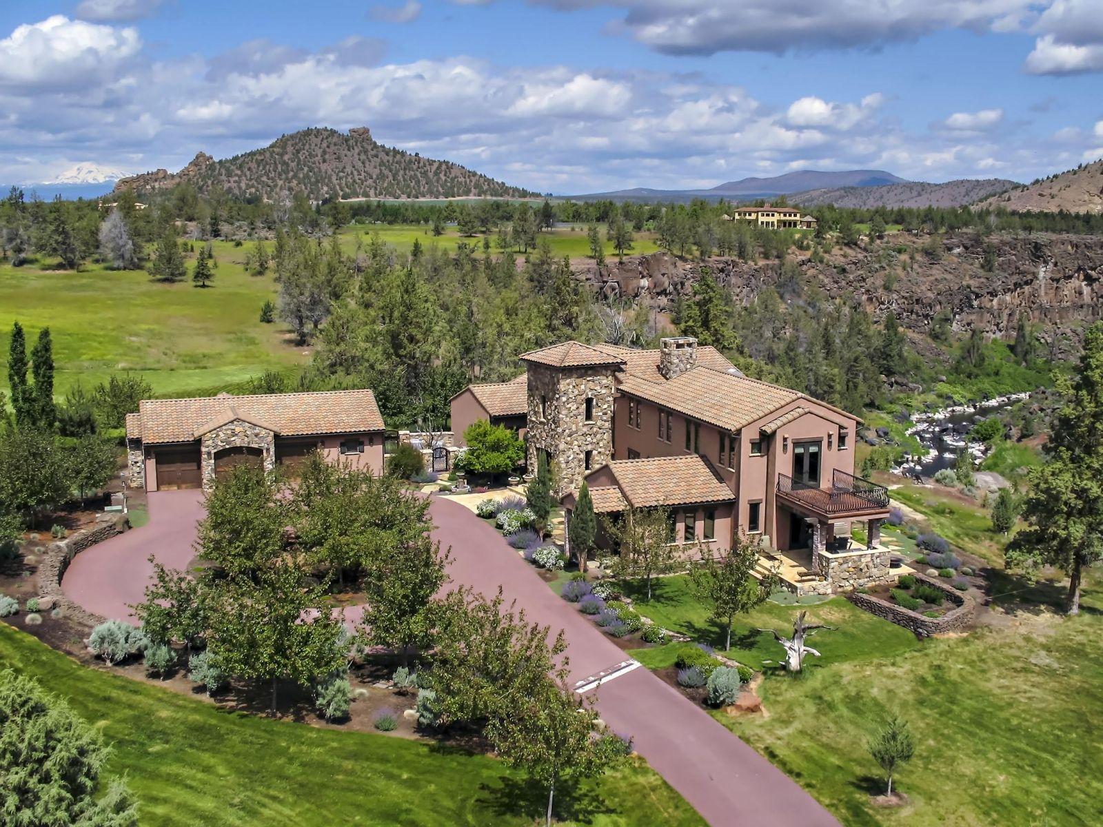 独户住宅 为 销售 在 Ranch at the Canyons 10650 NE Canyons Ranch Dr Terrebonne, 俄勒冈州 97760 美国