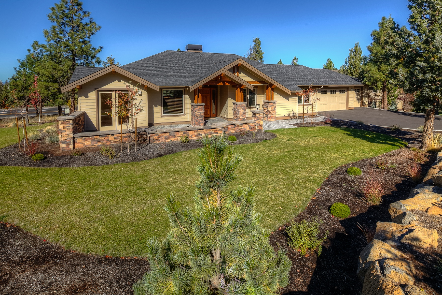 Property For Sale at Brand New Home in Awbrey Butte