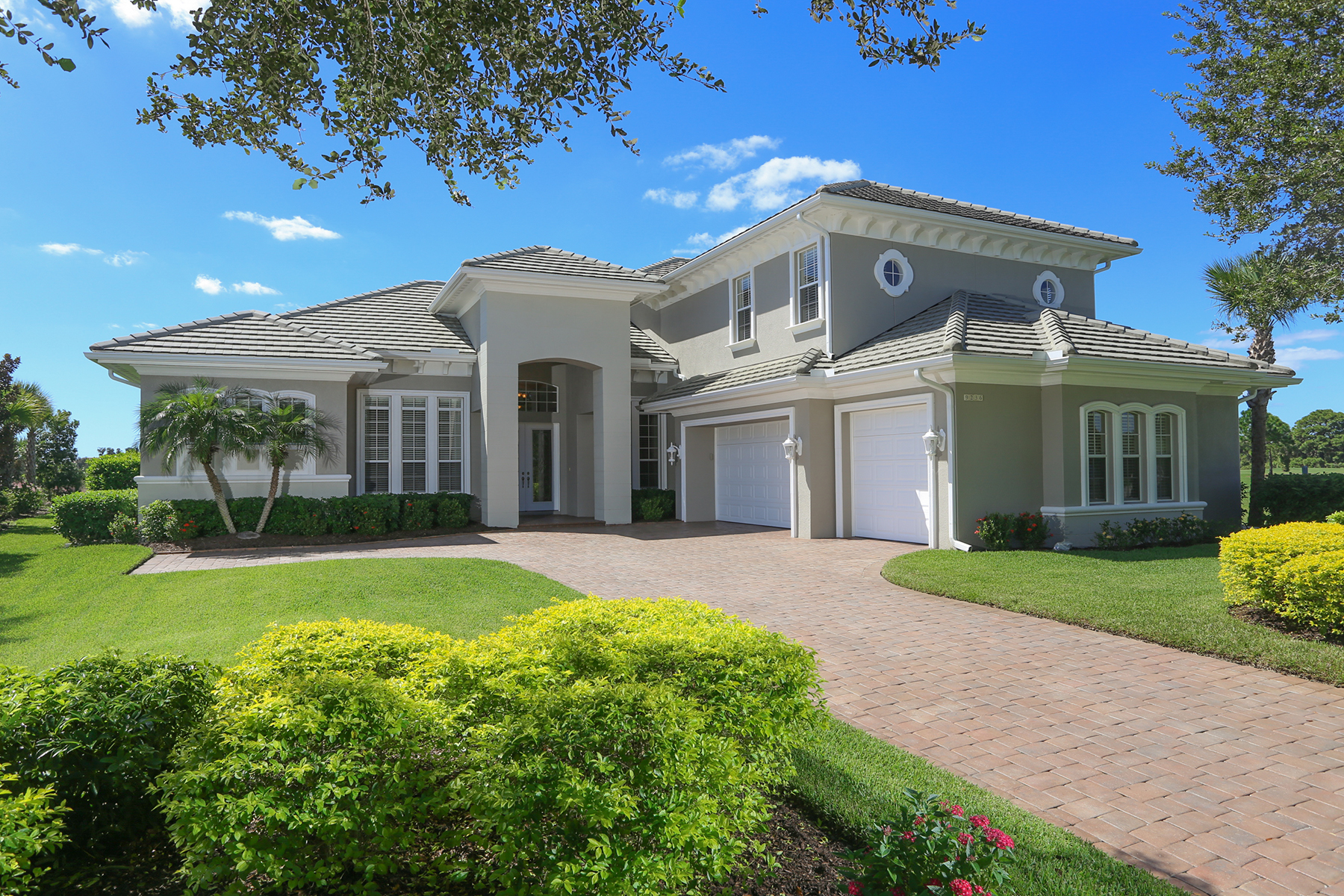 Single Family Home for Sale at THE FOUNDERS CLUB 9236 Mcdaniel Ln Sarasota, Florida 34240 United States