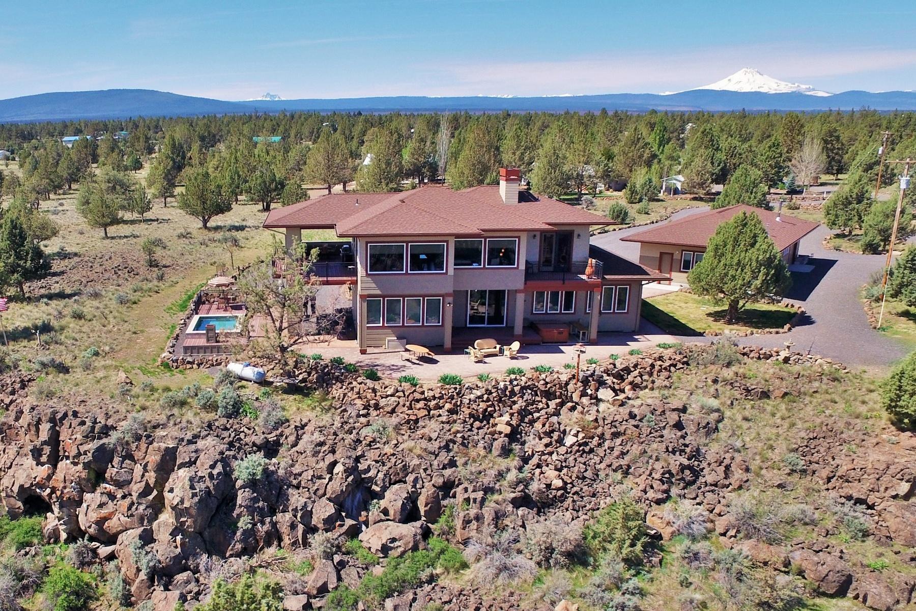 Einfamilienhaus für Verkauf beim Premiere Property For Sale 9791 SW Paiute Dr Culver, Oregon, 97734 Vereinigte Staaten