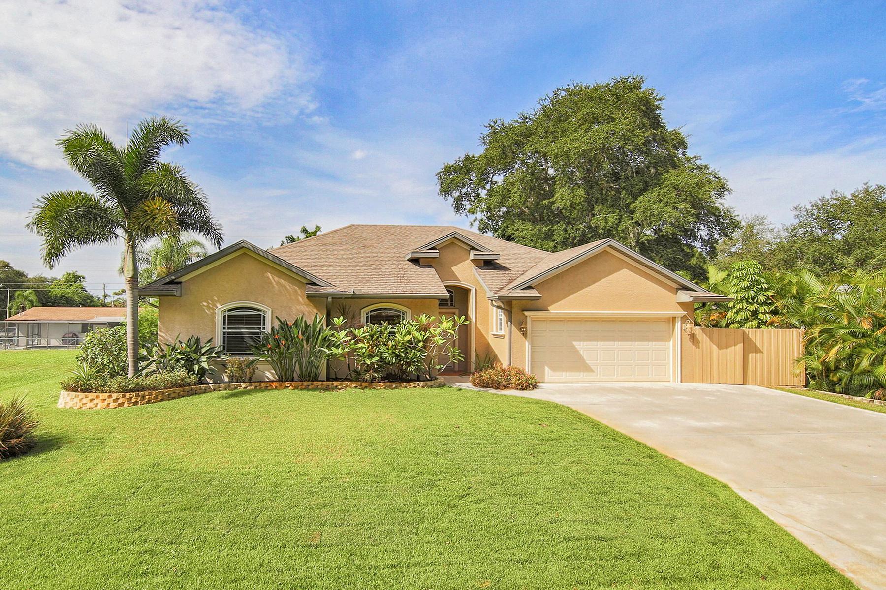 Einfamilienhaus für Verkauf beim SOUTH VENICE 3030 Odessa Rd Venice, Florida, 34293 Vereinigte Staaten
