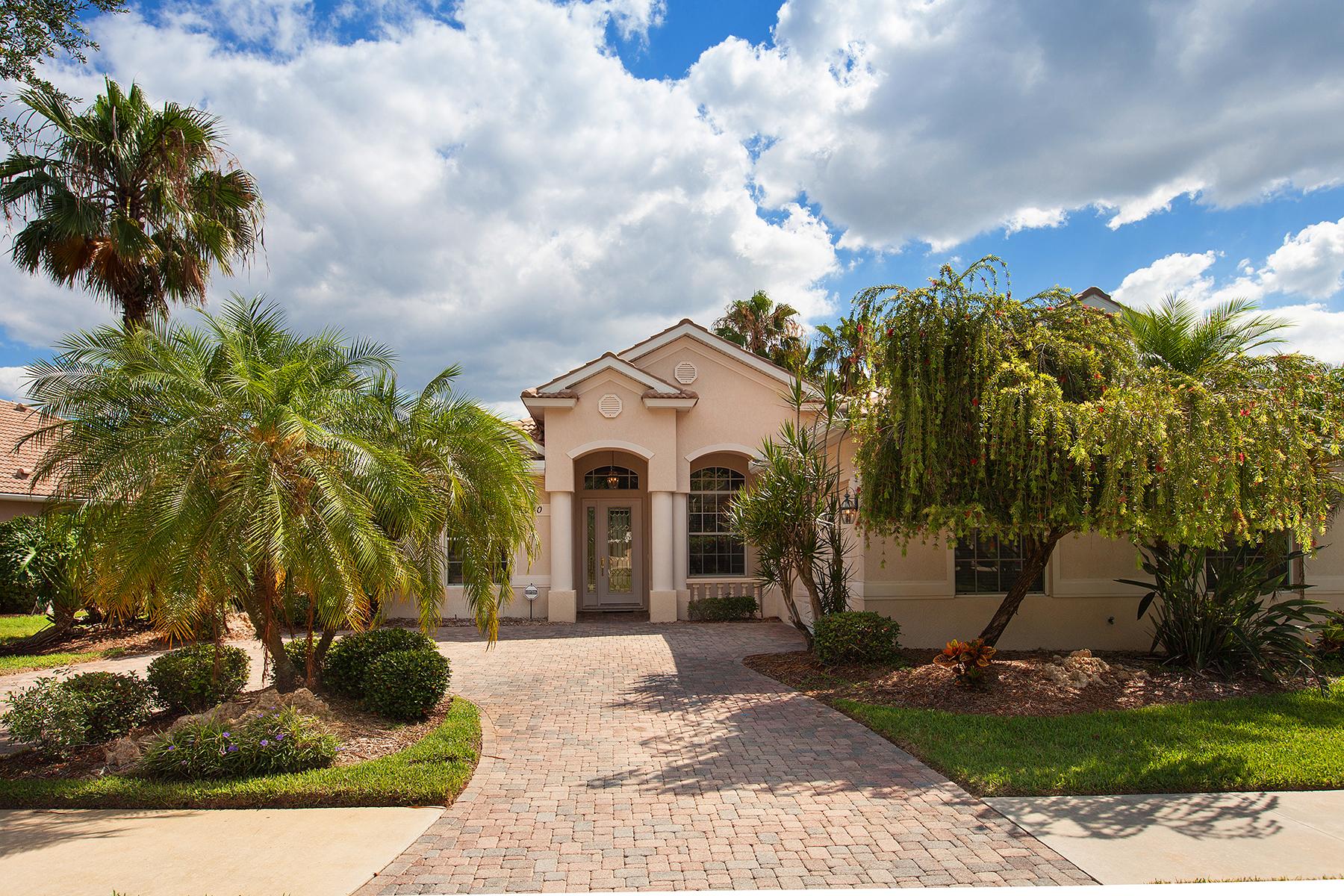 Einfamilienhaus für Verkauf beim VENETIA 5040 Bella Terra Dr Venice, Florida 34293 Vereinigte Staaten