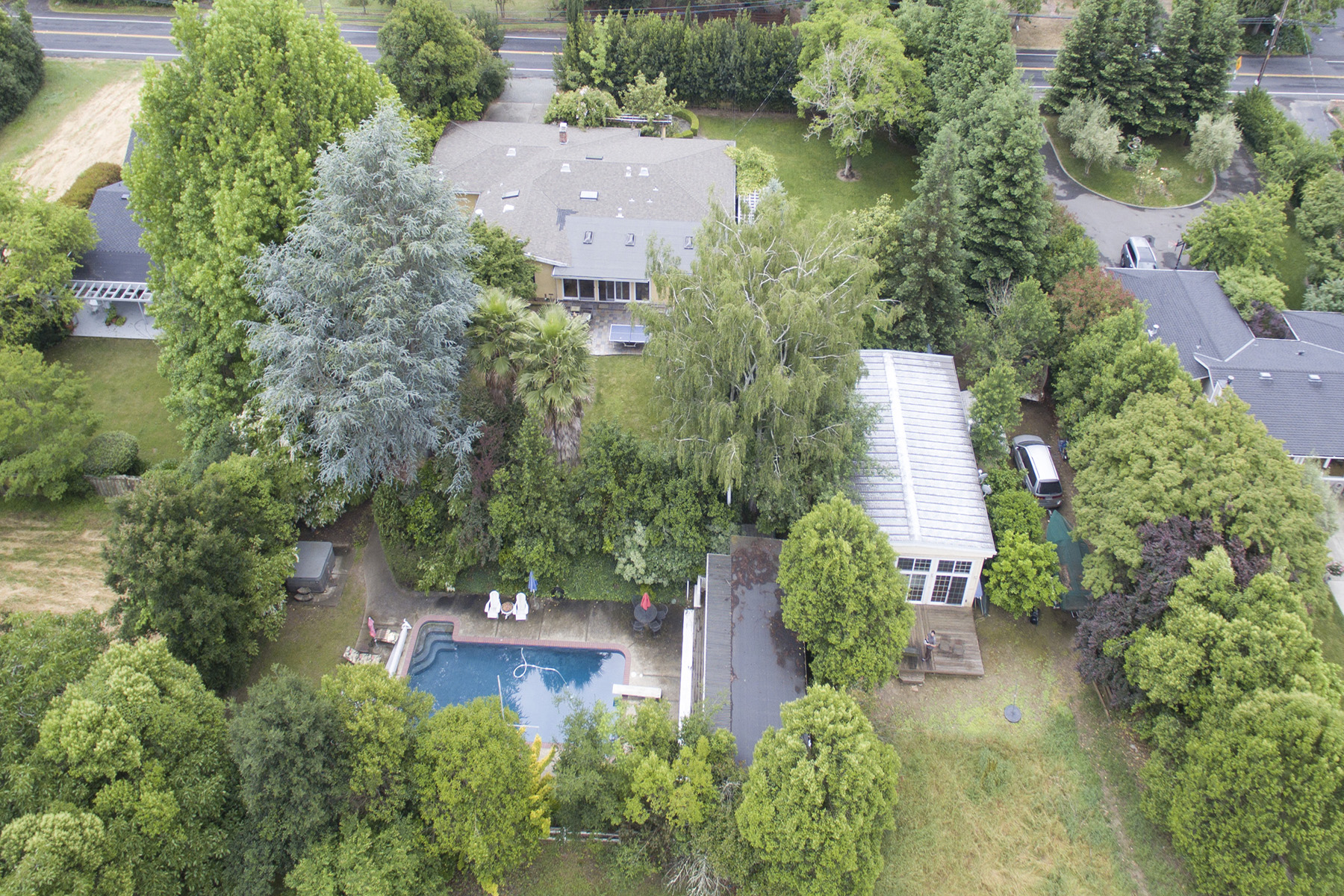 Single Family Home for Sale at 2960 Redwood Rd, Napa, CA 94558 2960 Redwood Rd Napa, California, 94558 United States