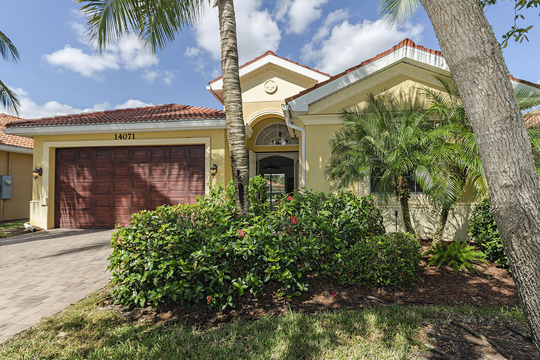 一戸建て のために 売買 アット REFLECTION LAKES 14071 Mirror Ct Naples, フロリダ, 34114 アメリカ合衆国