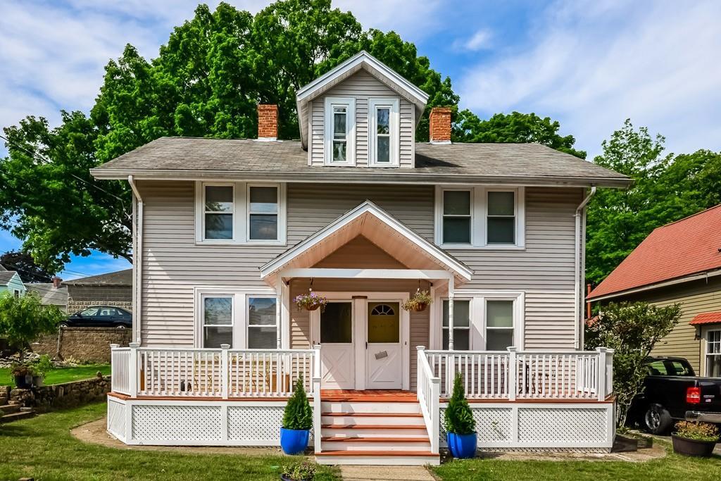 Moradia Multi-familiar para Venda às 45 Billings, Boston 45 Billings St West Roxbury, Boston, Massachusetts, 02132 Estados Unidos