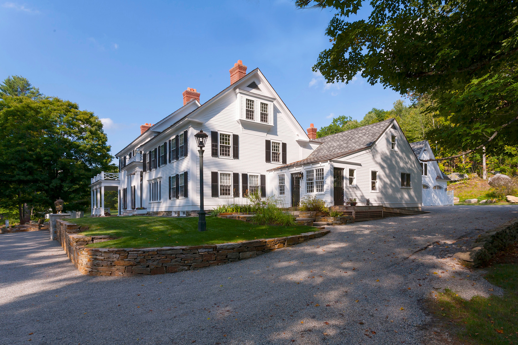 Single Family Home for Sale at Historic Property 523 North Main St Newport, New Hampshire 03773 United States