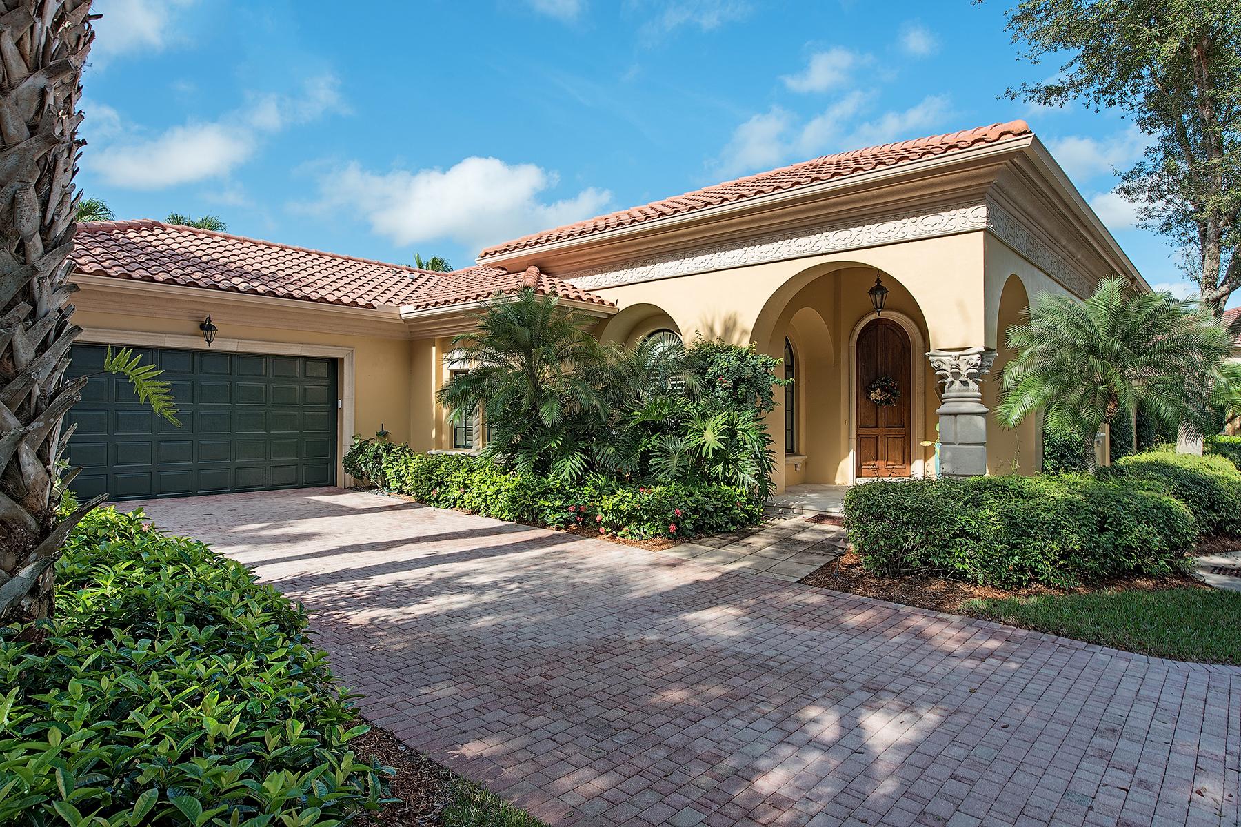 Частный односемейный дом для того Продажа на 2563 Avila Ln , Naples, FL 34105 2563 Avila Ln Naples, Флорида, 34105 Соединенные Штаты