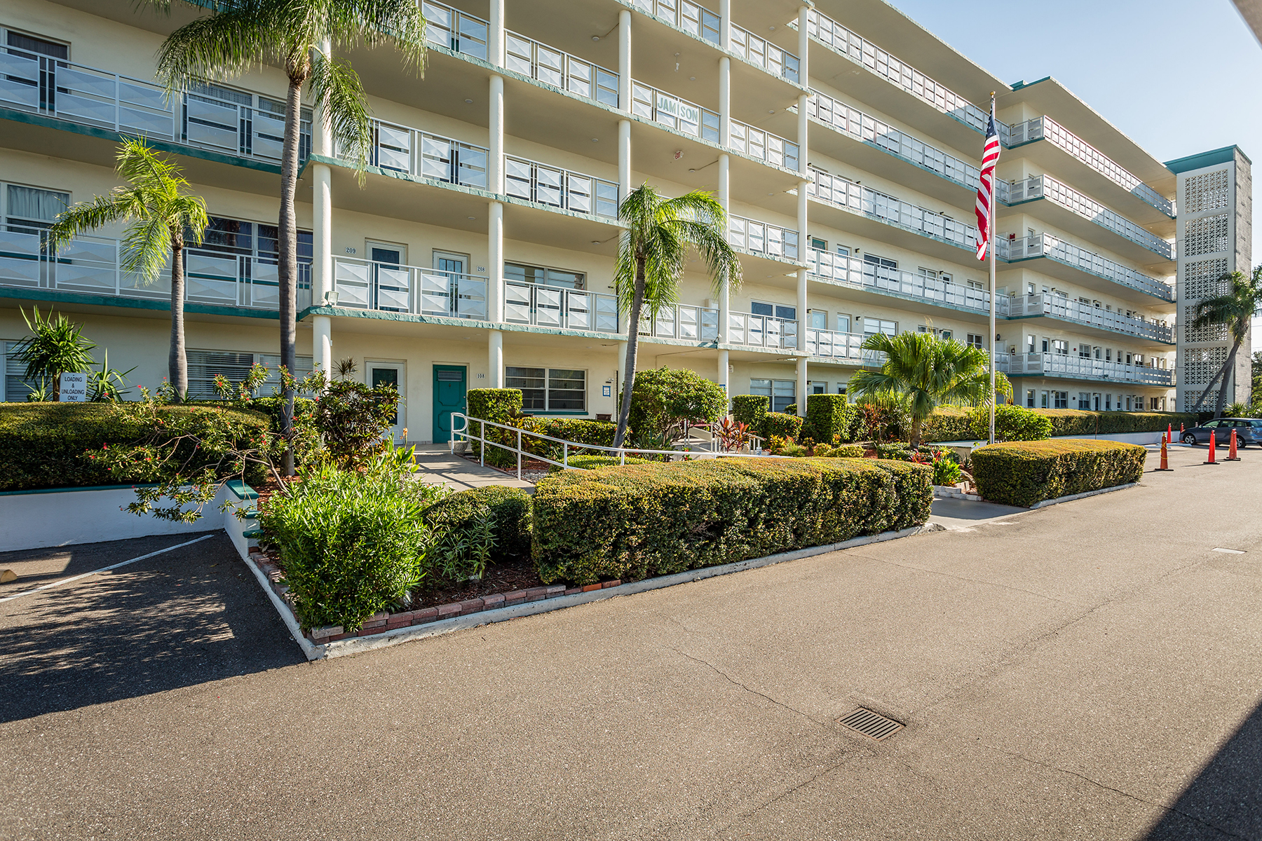 Condominium for Sale at GULFPORT 2960 59th St S 401 Gulfport, Florida, 33707 United States