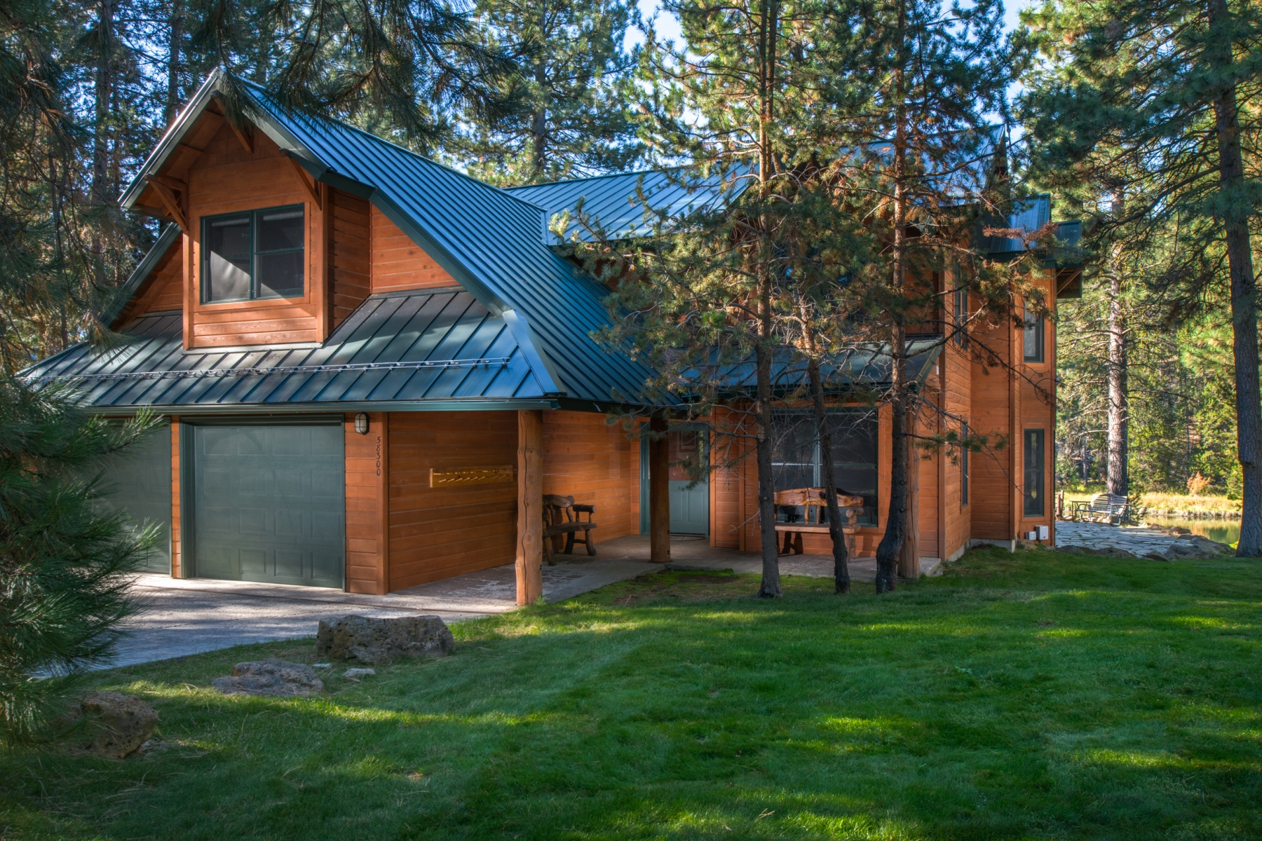 sales property at Ponderosa Lodge