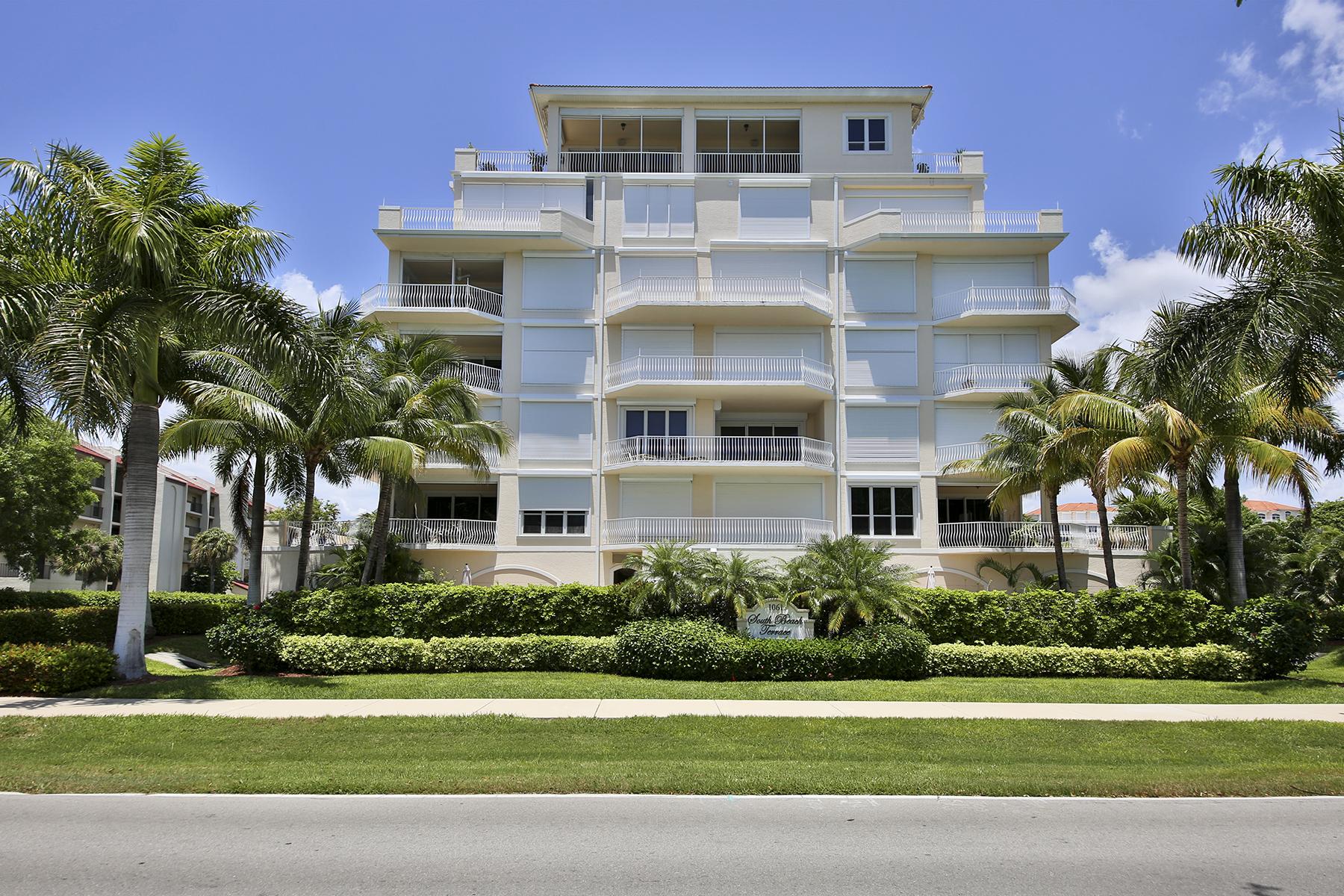 Kat Mülkiyeti için Satış at MARCO ISLAND - CAXAMBAS S BEACH TERRACE 1061 S Collier Blvd 401 Marco Island, Florida 34145 Amerika Birleşik Devletleri