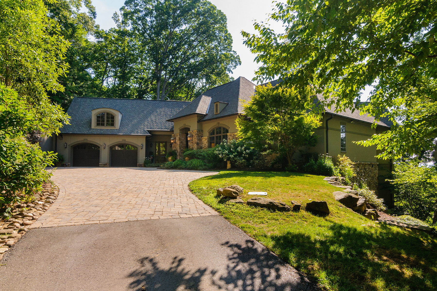 Single Family Home for Sale at THE CLIFFS AT WALNUT COVE 11 Raven Cliff Ln, Arden, North Carolina 28704 United States