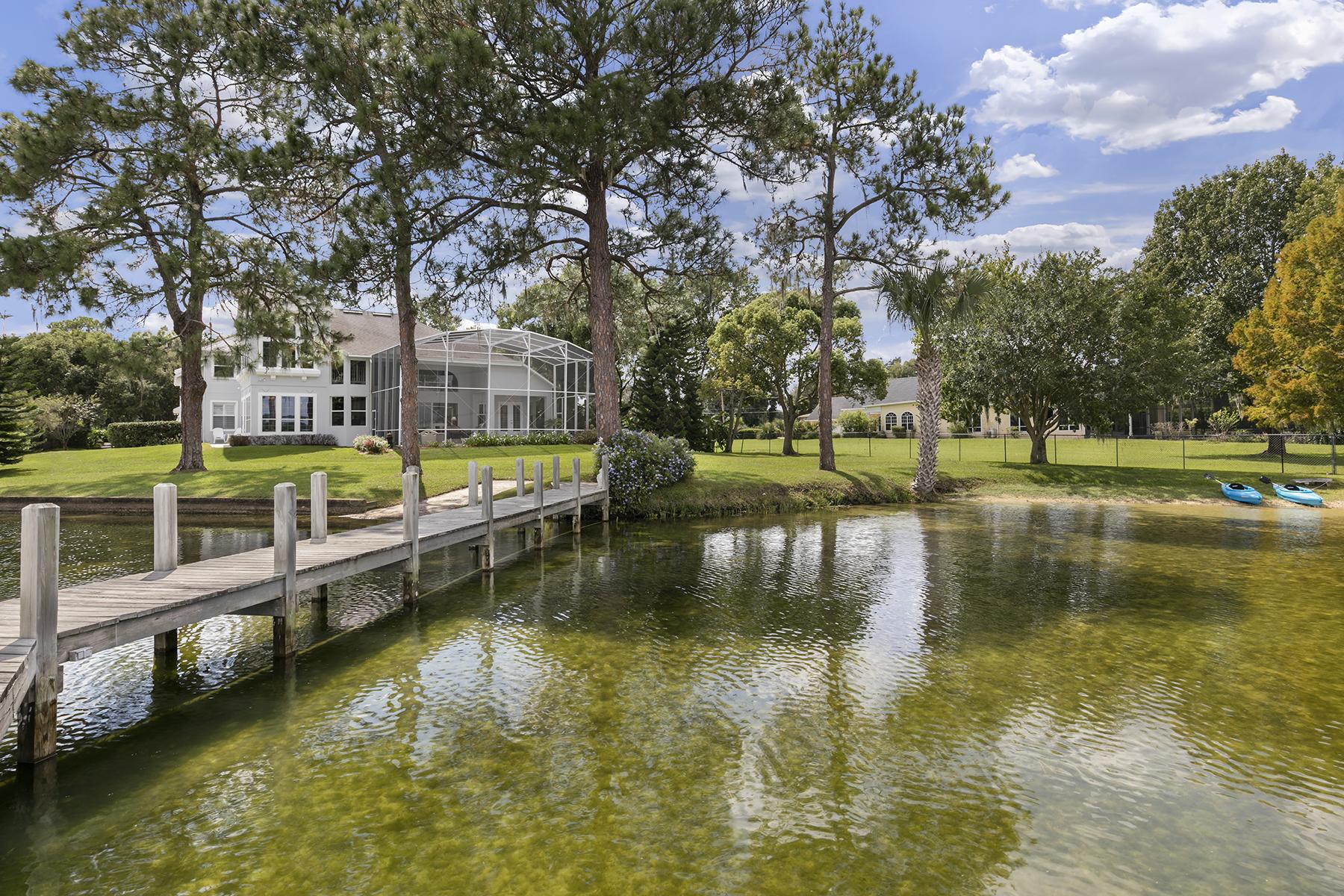 Casa Unifamiliar por un Venta en ORLANDO - MOUNT DORA 4545 Sloewood Dr Mount Dora, Florida, 32757 Estados Unidos