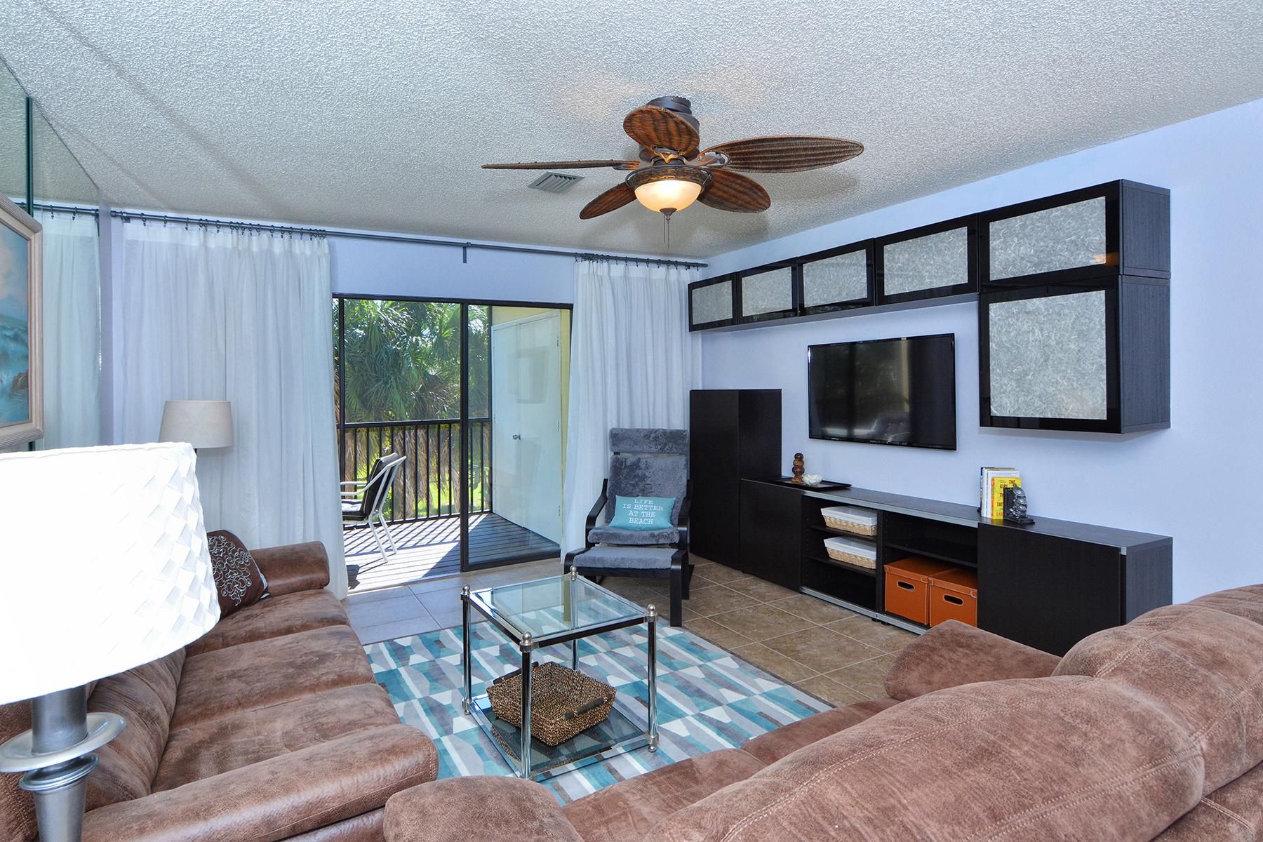 Appartement en copropriété pour l Vente à 3702 6th Avenue, 1, Holmes Beach, FL 34217 3702 6th Ave 1 Holmes Beach, Florida, 34217 États-Unis