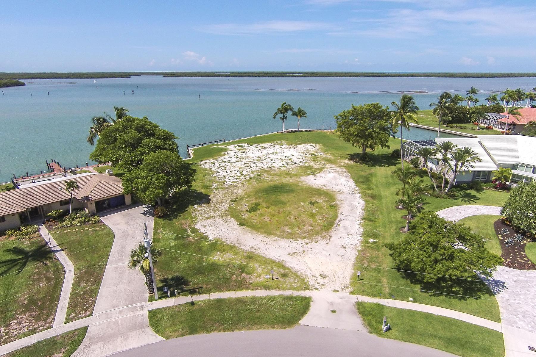 토지 용 매매 에 MARCO ISLAND - CAXAMBAS DRIVE 1045 Caxambas Dr Marco Island, 플로리다 34145 미국