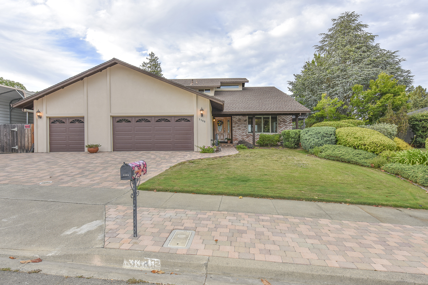 단독 가정 주택 용 매매 에 3380 Crestview Way, Napa, CA 94558 3380 Crestview Way Napa, 캘리포니아, 94558 미국