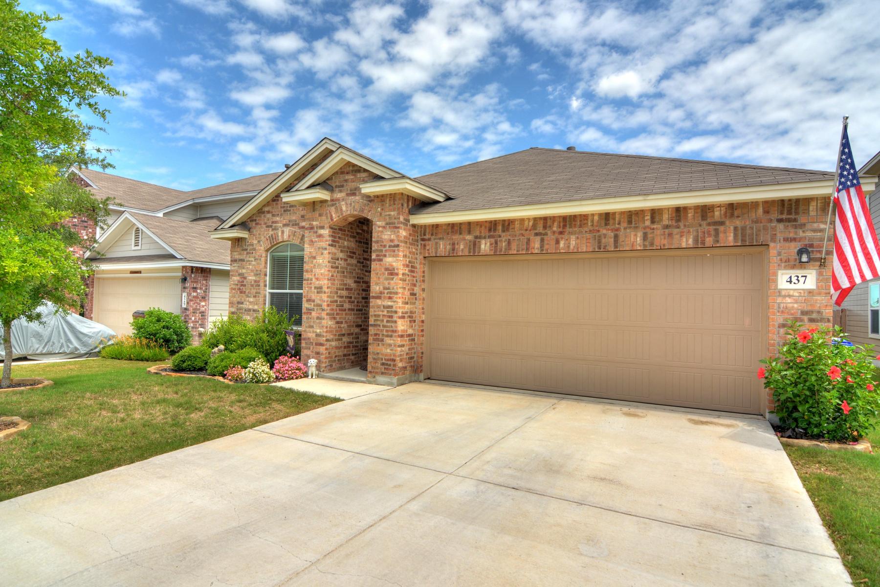 独户住宅 为 销售 在 One Story in Redbird Ranch 437 Perch Horizon 圣安东尼奥, 得克萨斯州, 78253 美国