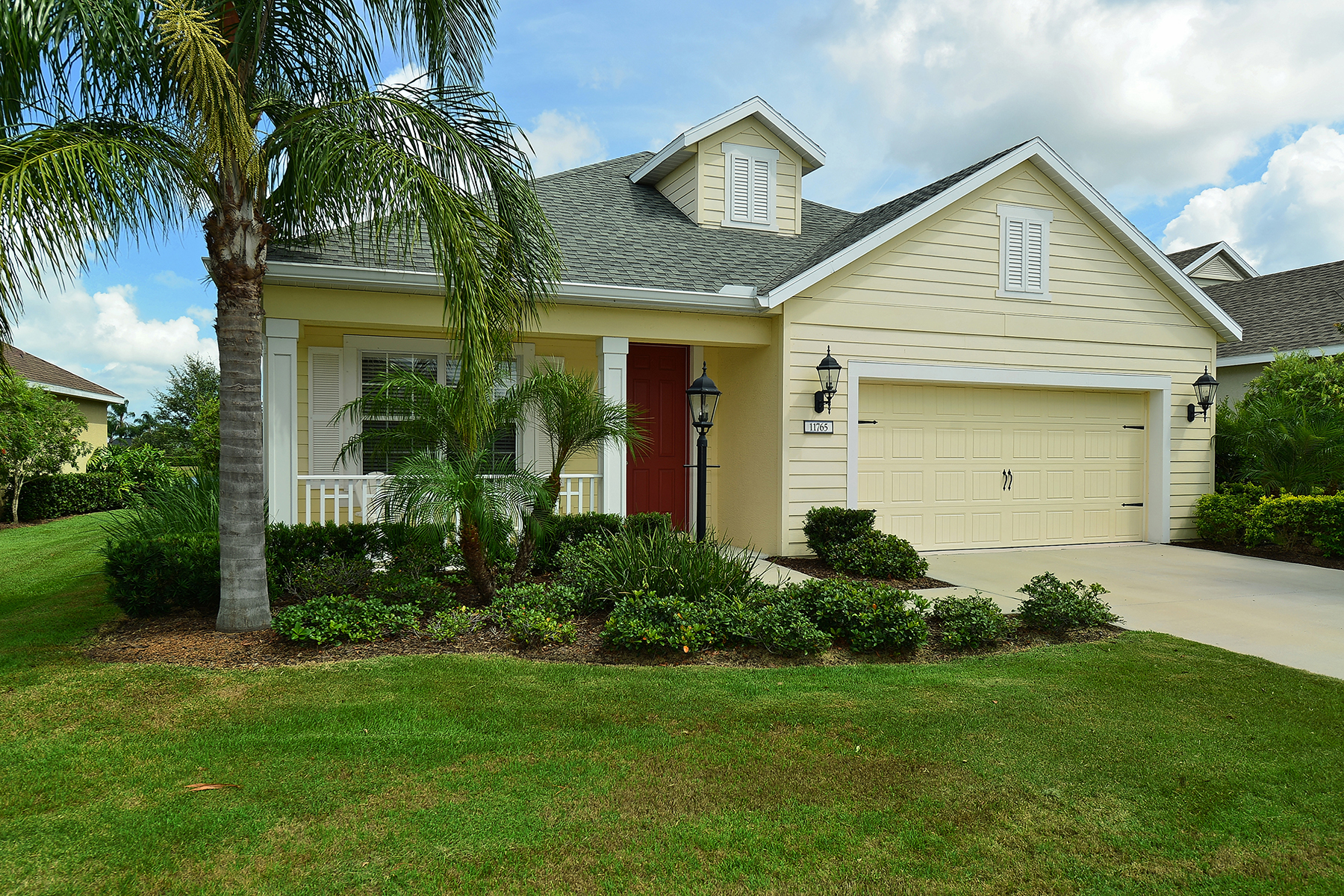 Single Family Home for Sale at CENTRAL PARK 11765 Forest Park Cir Bradenton, Florida 34211 United States