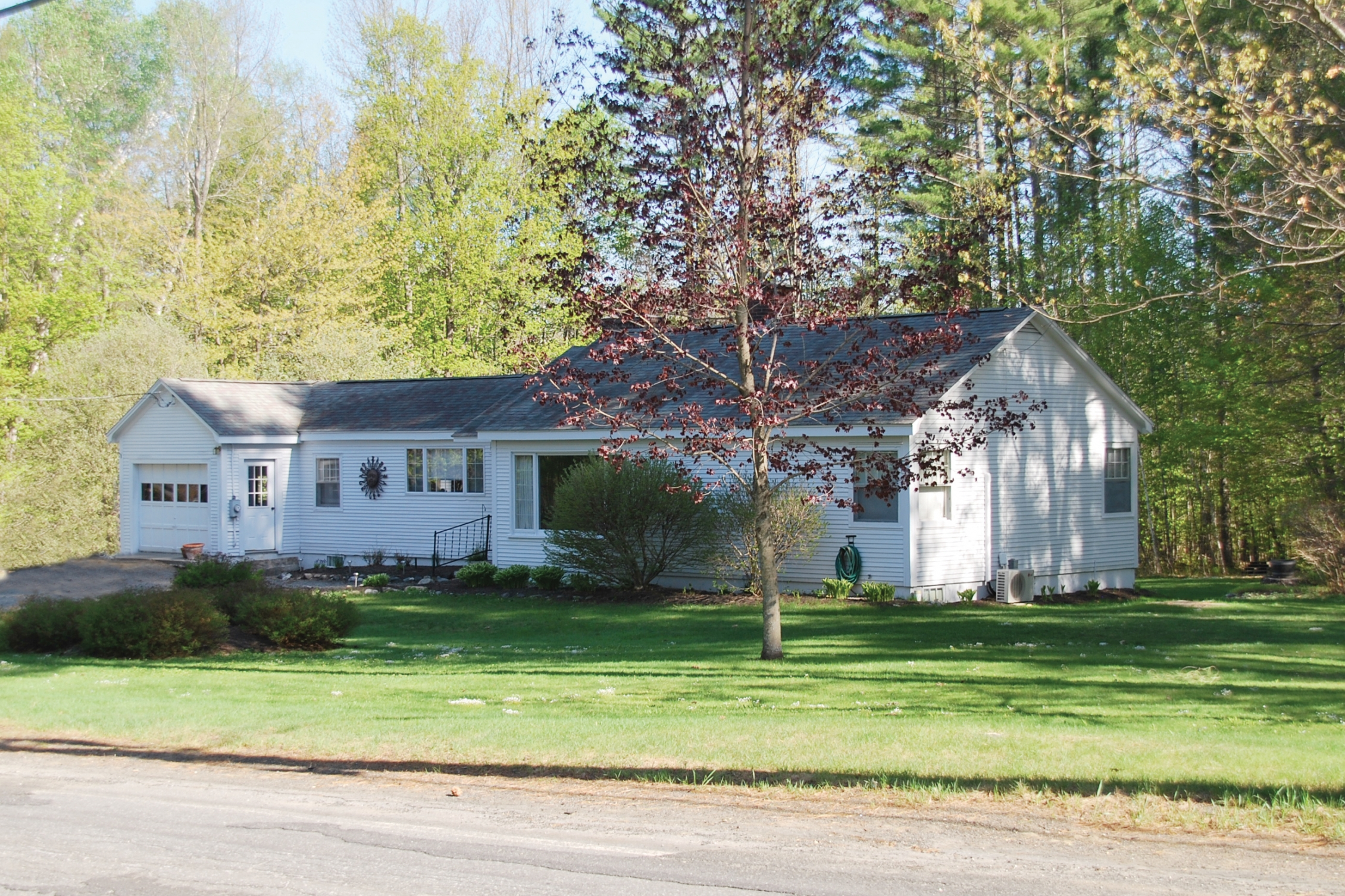 Single Family Home for Sale at Well Maintained Ranc 344 Canaan St Canaan, New Hampshire 03741 United States