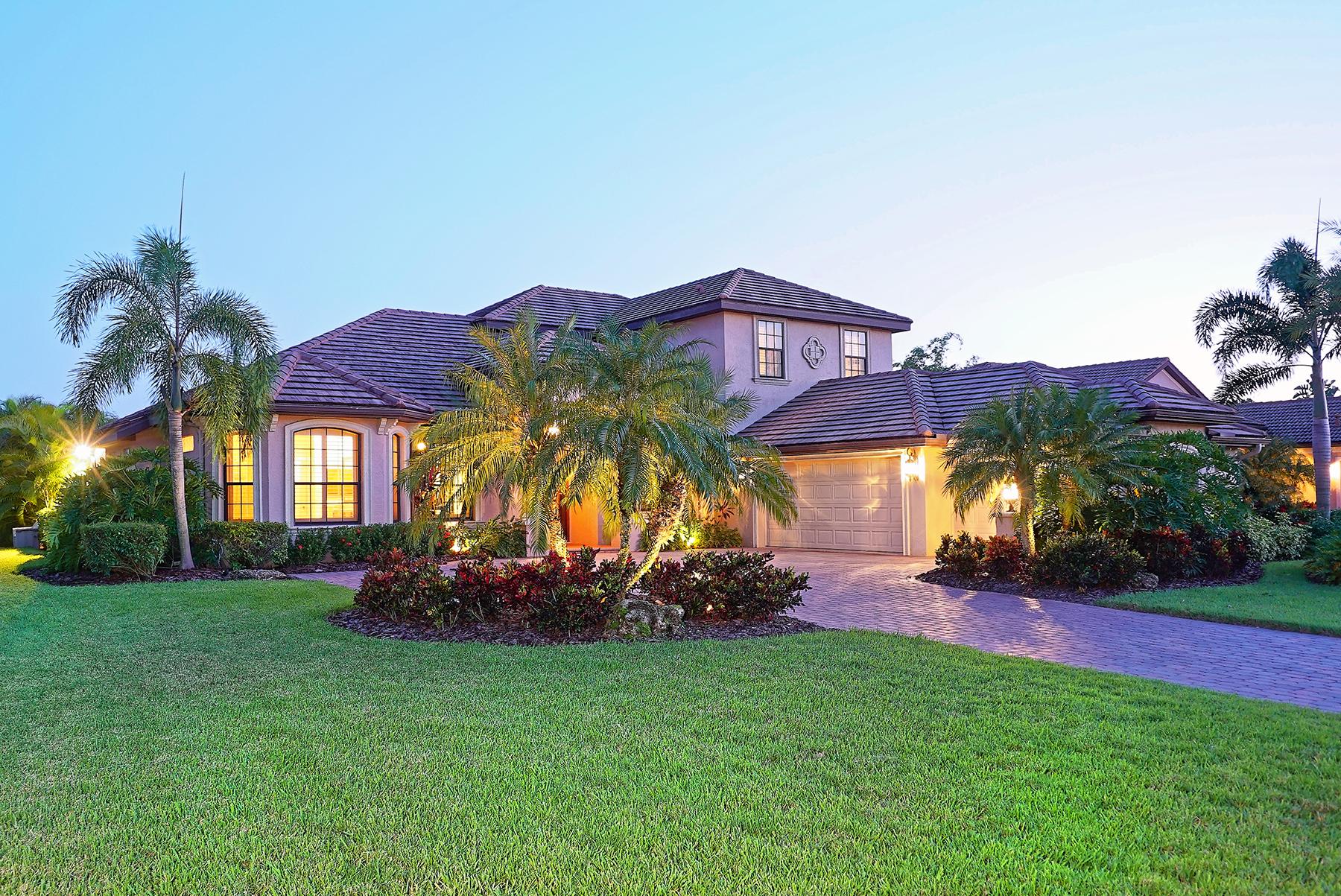 Single Family Home for Sale at SARASOTA 7964 Megan Hammock Way Sarasota, Florida, 34240 United States