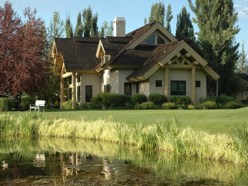 Maison unifamiliale pour l Vente à Valley Club 330 Valley Club Dr. Mid Valley, Hailey, Idaho 83333 États-Unis