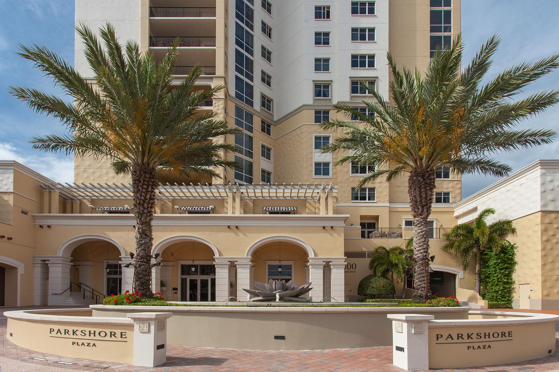 Condomínio para Venda às PARKSHORE PLAZA 300 Beach Dr NE 210 St. Petersburg, Florida, 33701 Estados Unidos