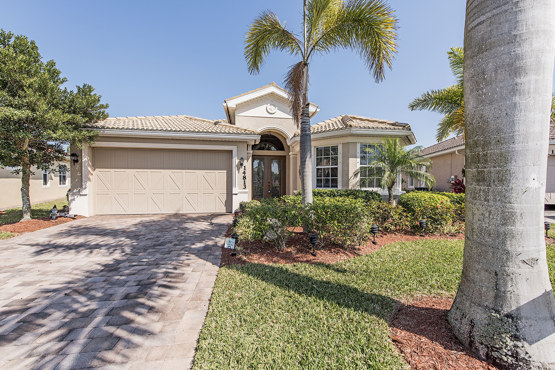 Single Family Home for Sale at REFLECTION LAKES 14813 Canton Ct Naples, Florida 34114 United States