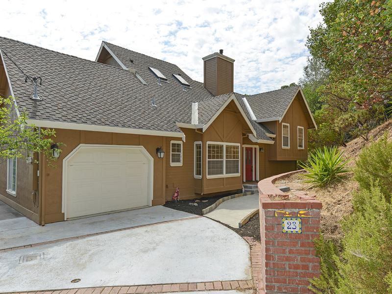 Single Family Home for Sale at 23 Redbud Ct, Napa, CA 94558 23 Redbud Ct Napa, California 94558 United States