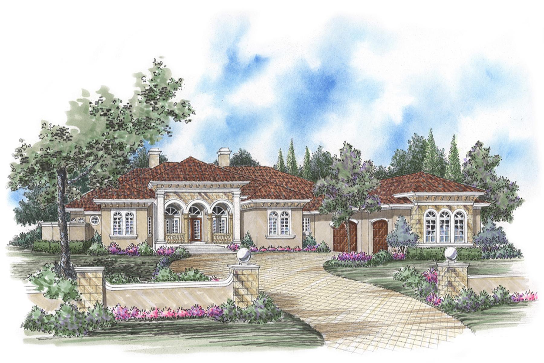 Casa Unifamiliar por un Venta en CLUB ESTATES REPLAT 4525 Club Estates Dr Naples, Florida, 34112 Estados Unidos