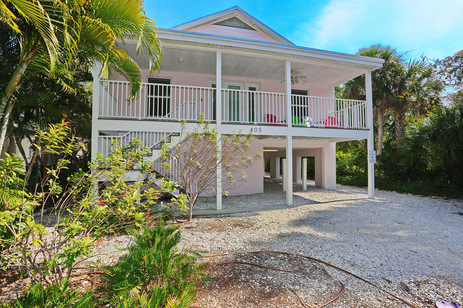 獨棟家庭住宅 為 出售 在 ANNA MARIA 405 Spring Ave Anna Maria, 佛羅里達州 34216 美國