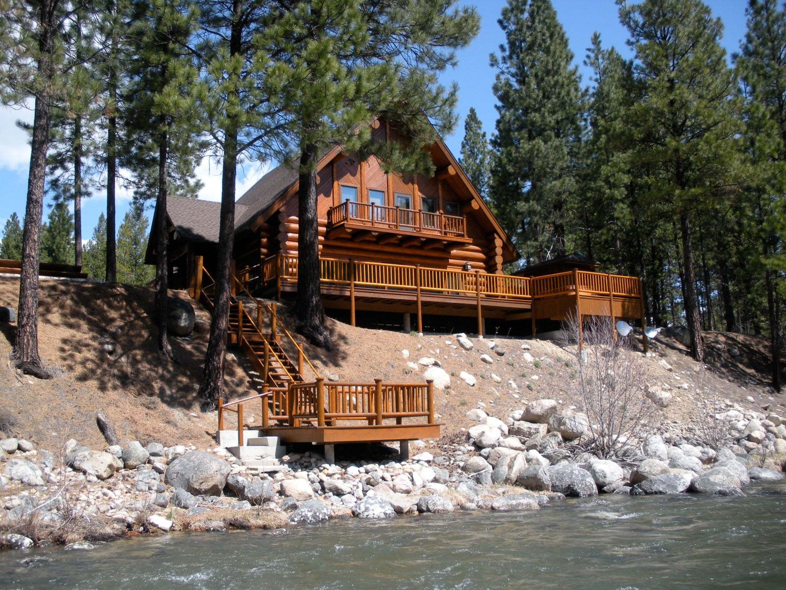 Single Family Home for Sale at 6300 West Fork Road 6300 West Fork Rd Darby, Montana, 59829 United States