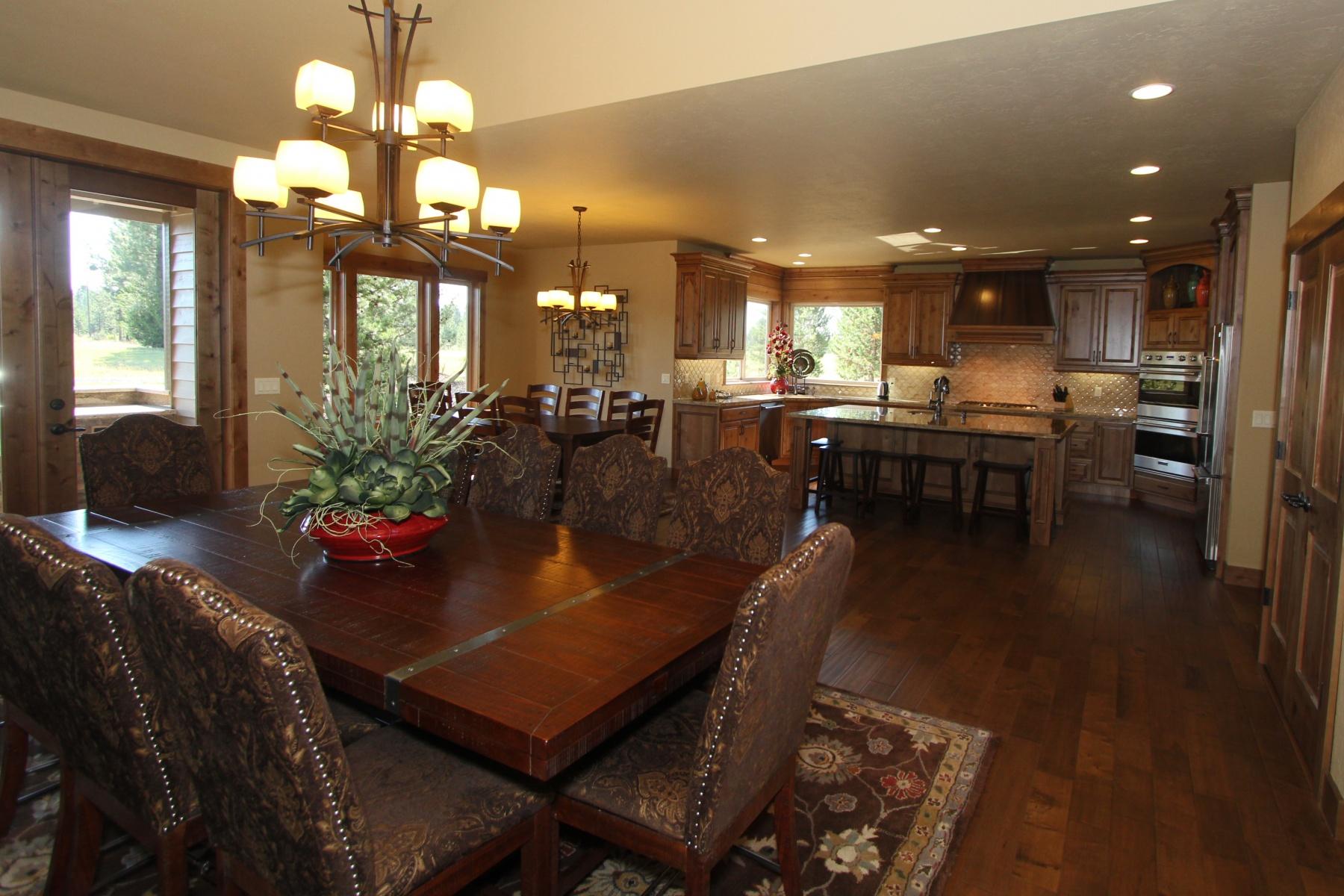 Tek Ailelik Ev için Satış at Caldera Springs 56857 Dancing Rock Loop Bend, Oregon 97707 Amerika Birleşik Devletleri