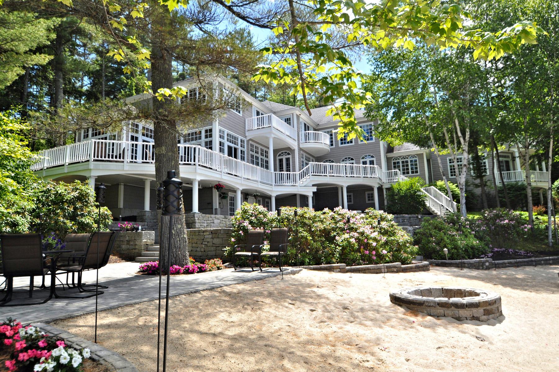 Nhà ở một gia đình vì Bán tại 96 Hopewell Rd, Alton Alton, New Hampshire 03809 Hoa Kỳ