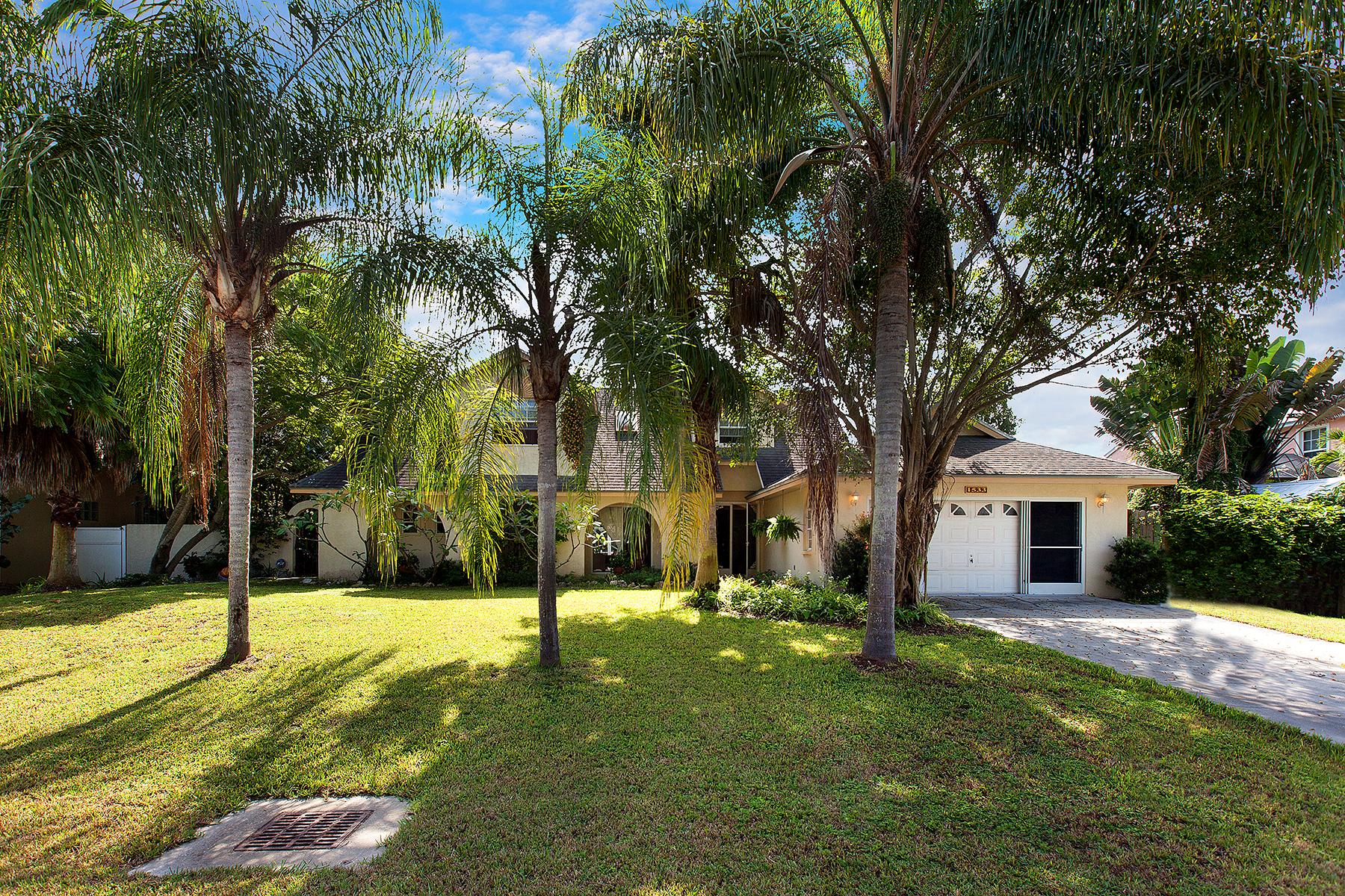 独户住宅 为 销售 在 SOUTH VENICE 1533 Fundy Rd 威尼斯, 佛罗里达州, 34293 美国