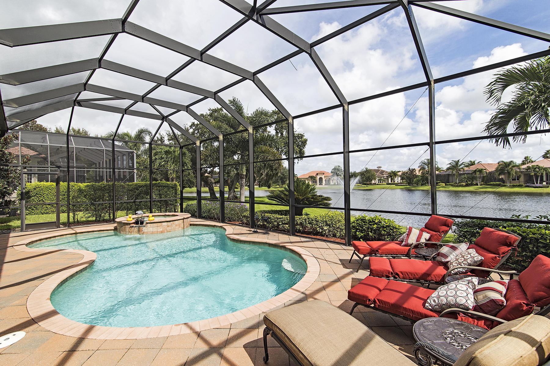 Villa per Vendita alle ore 5910 Hammock Isles Cir , Naples, FL 34119 5910 Hammock Isles Cir Naples, Florida 34119 Stati Uniti