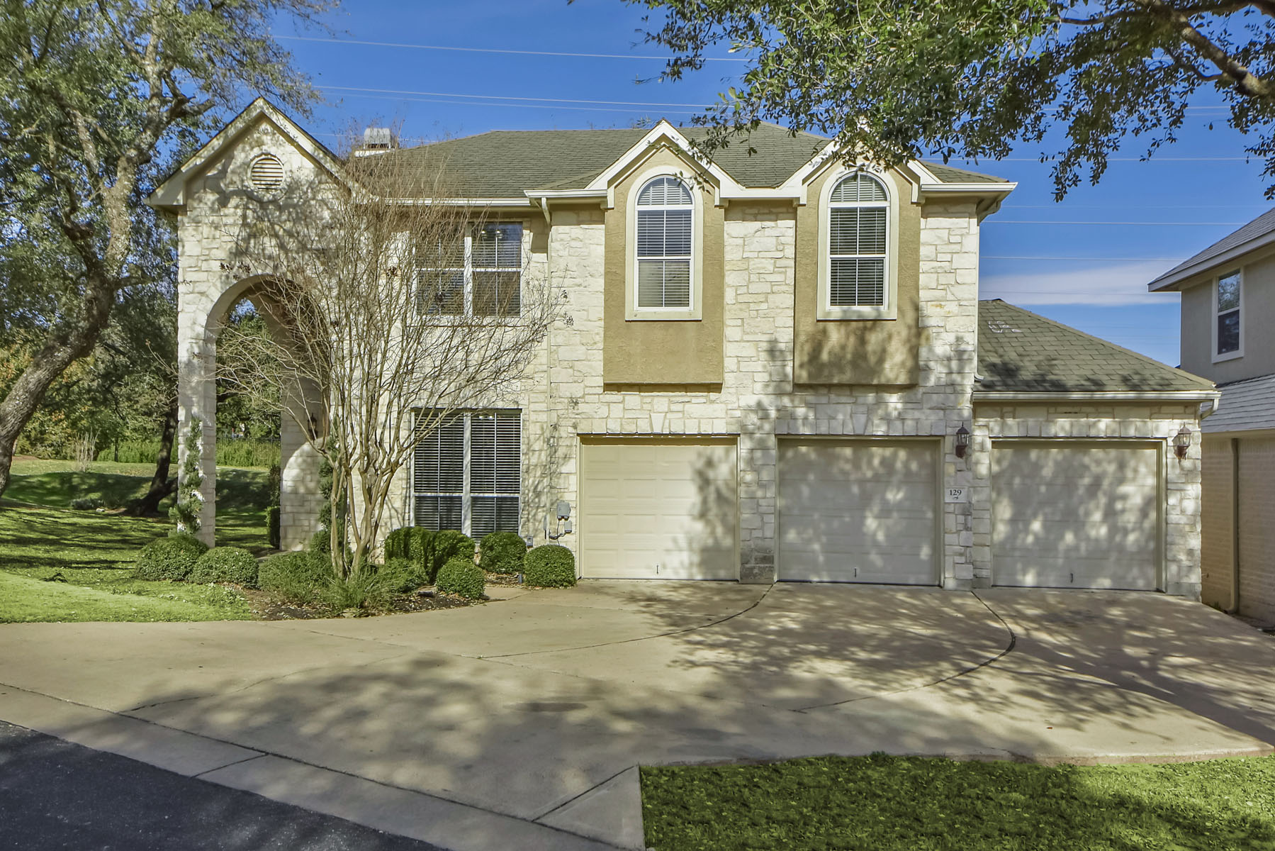 Condominium for Sale at Secure and Private in Gated Community 129 Double Eagle Dr 129 Austin, Texas 78738 United States