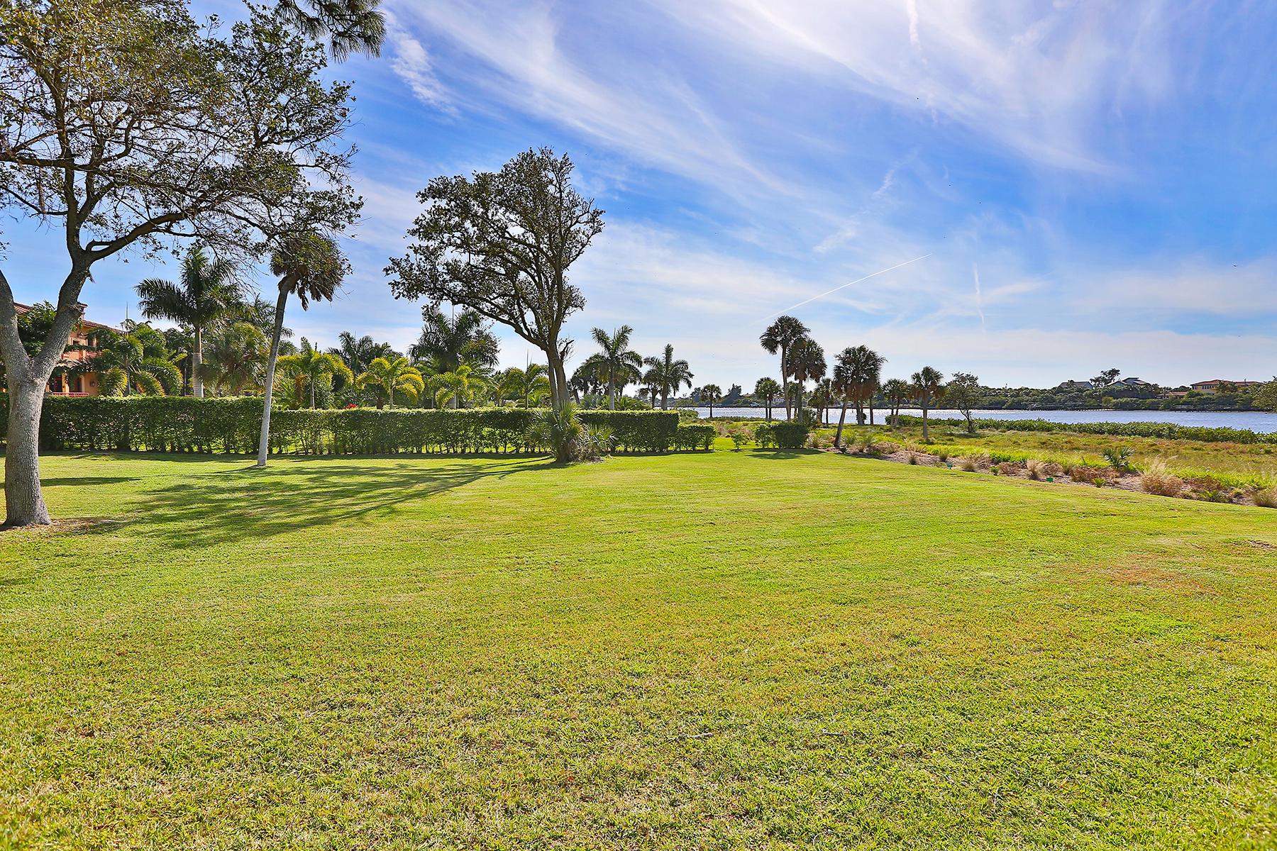 토지 용 매매 에 LEMON BAY ESTATES 5840 Jamila River Dr 8 Venice, 플로리다 34293 미국