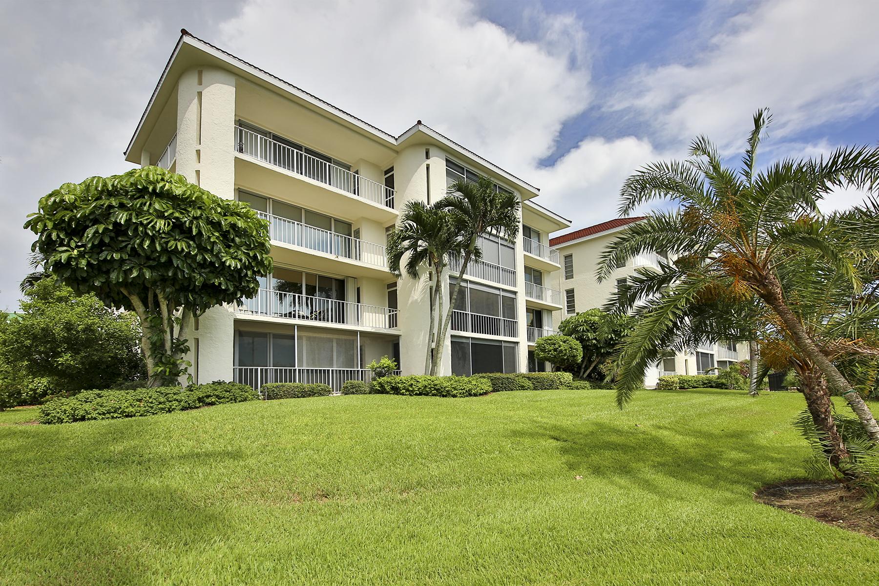 Condominio per Vendita alle ore MARCO ISLAND - NAUTILUS 848 Collier Ct 205 Marco Island, Florida 34145 Stati Uniti