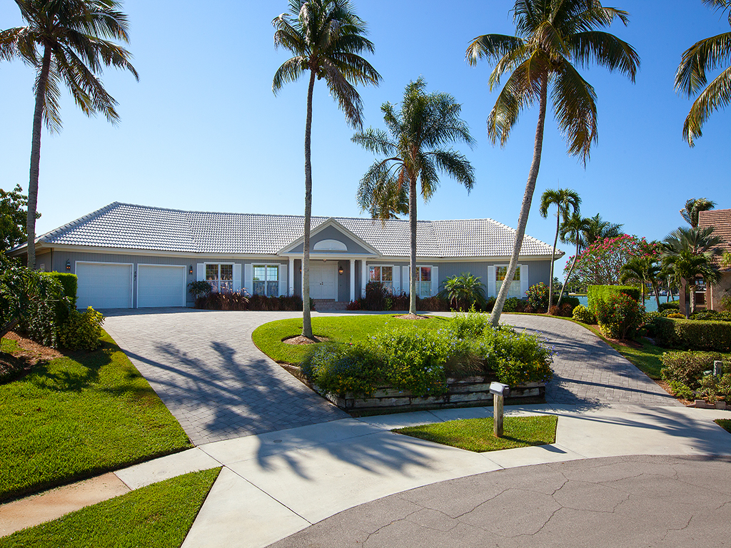 Single Family Home for Sale at MARCO ISLAND - HAMMOCK CT 591 Hammock Ct Marco Island, Florida 34145 United States